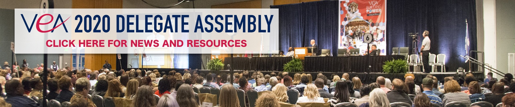 VEA 2020 Delegate Assembly News and Resources