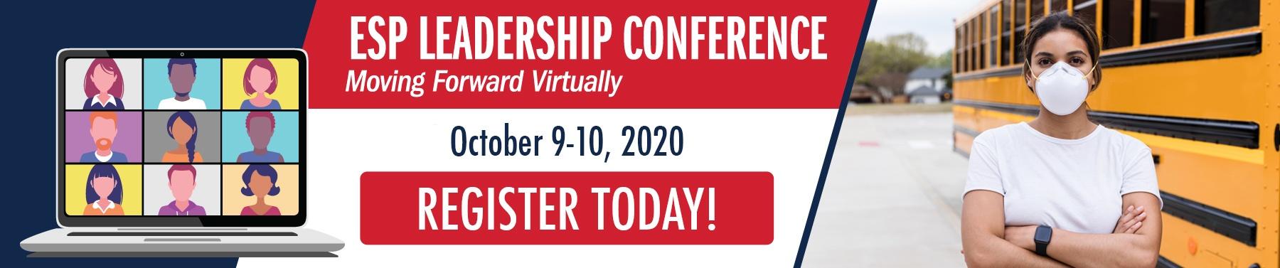 ESP Leadership Conference Registration
